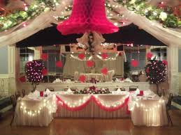 Bride and Groom's Table.