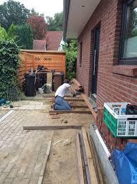 Wie sie eine terrassentreppe bauen, zeigt die folgende anleitung schritt für schritt. Terrassen Treppen Holz Selber Bauen