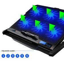 <b>Laptop Cooling</b> Fan <b>Pad Base</b> Cooler USB Type Stand Fan ...