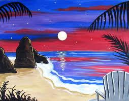 sea s paint party