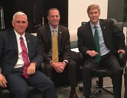 WH.gov: Vice President Pence Announces Departure of Longtime Aide and Chief  of Staff, Josh Pitcock, and Hir... | Factbase