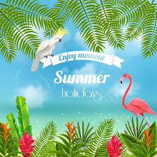 summer background enjoy tropical summer background by macrovector graphicriver