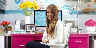 decorate office. In An ELLEDECOR.com Exclusive, Actress And The Honest Company Founder Jessica Alba Shows Us How She Decorates Office To Feel More Like Home Decorate