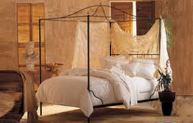 Wrought Iron Canopy Beds | Charles P. Rogers® Est. 1855
