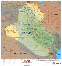 iraq maps  perrycastañeda map collection  ut library online