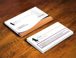 business card office modern professional business business card design for yvos your