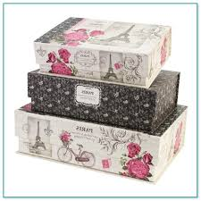 Decorative Cardboard Box With Lid Decorative Cardboard Boxes With Lids 2