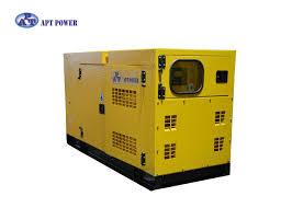 Small Air Cooled 60kVA Deutz Diesel Generator For Home Super Quiet