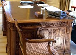 oval office resolute desk. Co Desk Oval Office Resolute White House Museum Side Left .