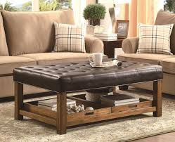 coffee table ottomans incredible tables modern ottoman leather round storage for 29 winduprocketapps com coffee table ottoman set coffee table ottomans