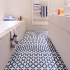 vinyl bathroom flooring. Vinyl Comes In A Wide Range Of Colors And Patterns, So It\u0027ll Be Bathroom Flooring O