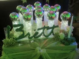 5 ideas for led centerpiece glow candle lighting display mazelmoments com bat bar mitzvah party ideas candle lighting