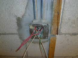 crooked junction boxes how to rectify doityourself com my questions are firstly is it the responsibility of the electrician to install boxes square and aligned the walls my contractor says they are only