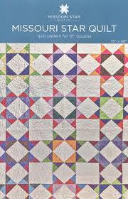 MSQC - Missouri Star Quilt - Quilt Pattern for 10