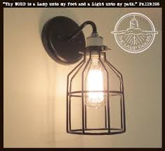 interior wall lighting fixtures. Simple Interior Industrial Wall LIGHT SCONCE With Edison Bulb  The Lamp Goods With Interior Lighting Fixtures