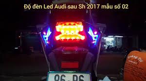Đèn Led Audi xe SH 2017