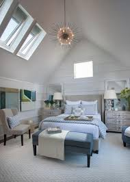 Sloped Ceiling Bedroom Pictures Of The Hgtv Smart Home 2015 Master Bedroom Hgtv Smart