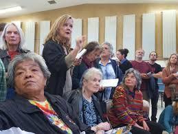 Environmentalists Speak Up At Navy Open House | KZYX