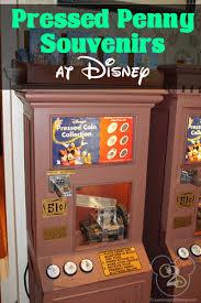 Do Vending Machines Take Pennies Cool Disney Training Pressed Pennies