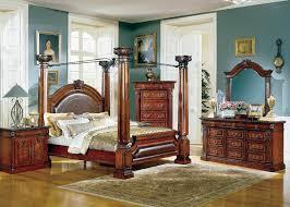 Renaissance Bedroom Furniture Neo Renaissance King Canopy Bedroom Suite