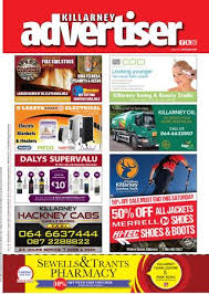 October Advertiser Killarney By 2018 19th Friday CzcAwqp