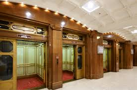 in tokyo japan elevator scene