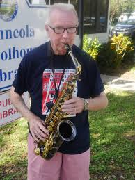 Golden Oldie – Eighty-Four-Year-Old Band Leader Tom Silliman ...