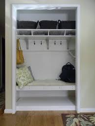 medium size of mudroom convert closet to mudroom closet to mudroom conversion bench seat you