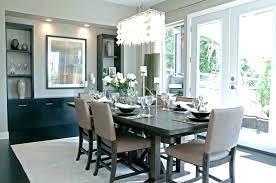 contemporary lighting dining room. Contemporary Lighting Over Dining Table Modern Room U