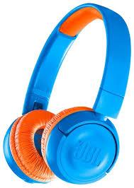 Купить Беспроводные <b>наушники JBL JR300BT</b> blue по низкой ...
