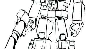 Bumblebee Transformer Coloring Pages Bumblebee Transformer Coloring