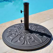 Outdoor Outdoor Umbrella Base Patio Furniture Umbrella Stand