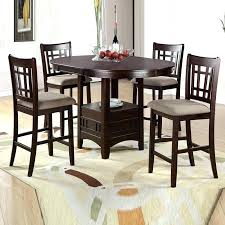 granite top dining table set high top table with storage high top table set regarding round and chairs dream furniture plans high top table granite top