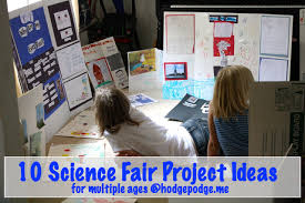 science fair project ideas hodgepodge it