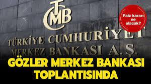 Merkez Bankası faiz kararı açıklandı! Merkez Bankası faiz kararı ne?