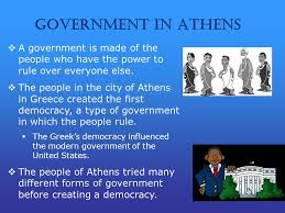 athenian form of government athens and sparta two of the most powerful city states in ancient