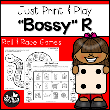 Color The Chunk Bossy R Phonics Pages This Reading Mama