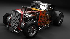 hot rod wallpapers