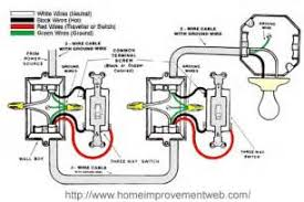 2 way switch wiring diagram lights images wiring 3 way how to install a 3 way switch option 1 the home