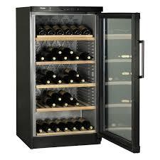 haier wine refrigerator.  Refrigerator Haier JC298GA Freestanding Compressor Wine Cooler Black 120bottles A   Intended Wine Refrigerator 2