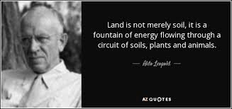 land quotes