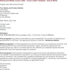 Redoubtable Server Resume Examples 8 Food Service Waitress Waiter