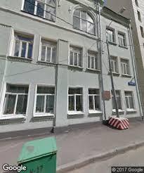 Курсовой переулок д на карте Москвы Курсовой переулок 17