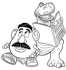 Small Picture Coloring Page Toy story coloring pages 14
