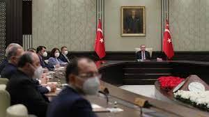 Kabine Toplantısı'nın iptal nedeni belli oldu - SİYASET Haberleri