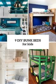 9 diy bbunk beds cover