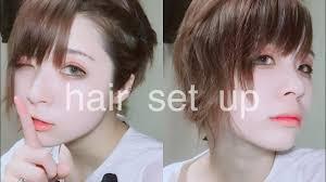 ライブでも日常でも崩れない夏のヘアセットの仕方 Youtube