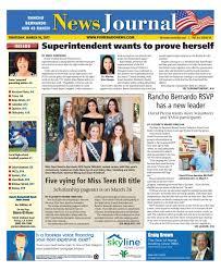 Rancho Bernardo News Journal    By MainStreet Media Issuu - Bernardo kitchen and bath