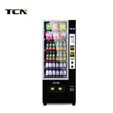 Coin Op Vending Machines Fascinating China Tcn Combo Snack And Beverage Coin Operated Vending Machine