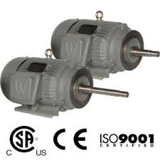 single three phase lv electric motors worldwide electric premium efficiency close coupled pump motors
